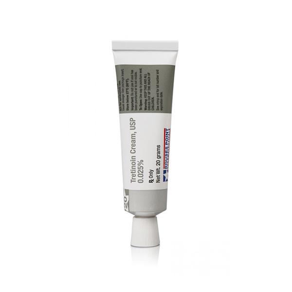 Tretinoin Cream 0.025%